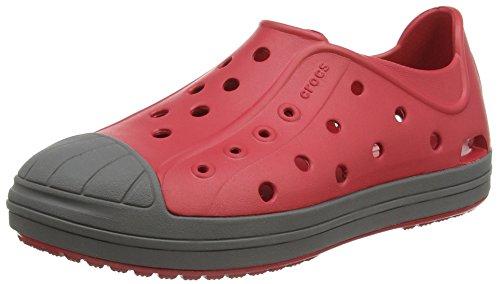 crocs Bump IT Shoe K Clog (Toddler/Little Kid), Pepper/Graphite, 1 M US Little Kid