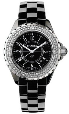 Chanel J12 Ladies Watch H0949