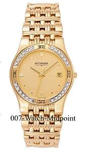 Wittnauer Laureate Men's Quartz Watch 12E08