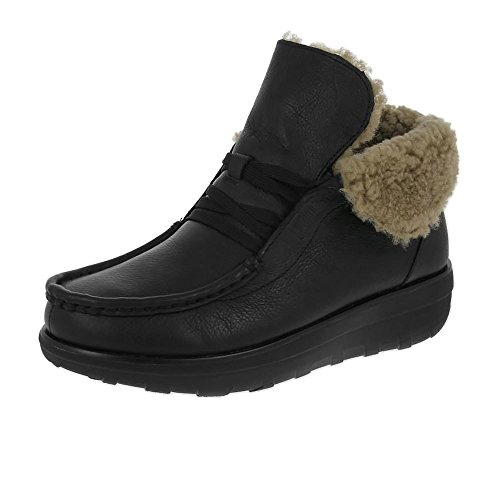 Fitflop? Loaff Lace Up Ankle Boot Shearling Sca.