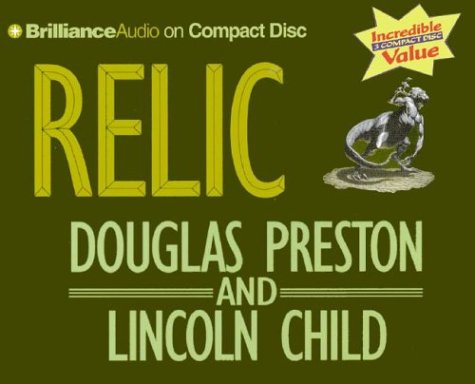 Relic (Pendergast) (Books On Cd Preston & Child compare prices)