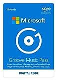 Microsoft Groove Music Pass - 1 Month - Xbox 360 / Xbox One Digital Code
