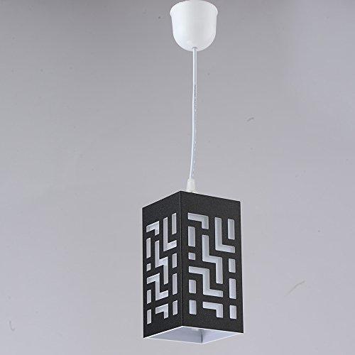 llyy-einfache-moderne-kreative-raster-warme-schlafzimmer-kronleuchter-black