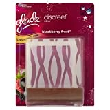 New Glade Discreet Décor Air Freshener Blackberry frost