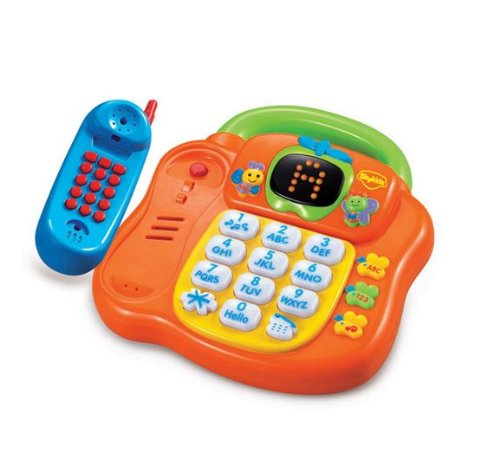 MITASHI SKYKIDZ FUN & LEARN LEARNING PHONE