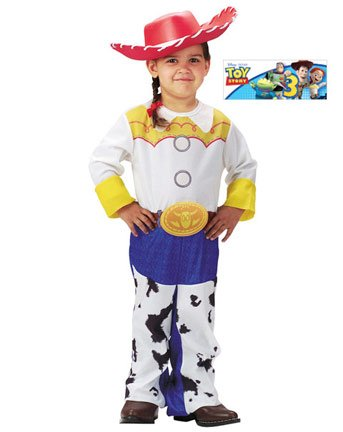 Disney Toy Story Jessie Toddler Costume