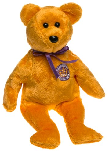 TY Beanie Baby - CELEBRATIONS the Golden Jubilee Bear (Country Exclusive) - 1
