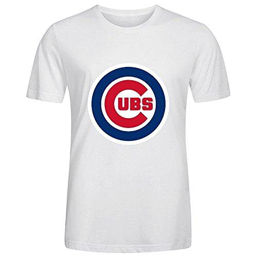 mlb-chicago-cubs-team-logo-crew-neck-t-shirts-for-men-100-cotton-xxx-large