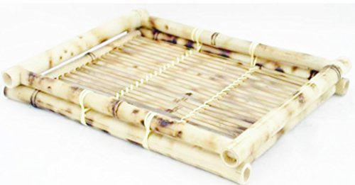 Bamboo Tray For Tea Sets and Sake Sets SM (Bamboo Tea Service compare prices)