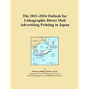 The 2011-2016 Outlook for Direct Mail Advertising in Japan Icon Group International