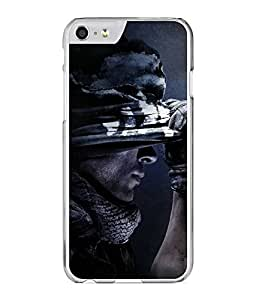 Dzinetree iPhone 6 Back Cover Cases - Grey