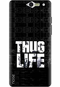 Noise Designer Phone Case / Cover for InFocus M812 / Patterns & Ethnic / Thug Life Black Design