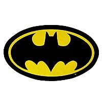 Childrens/Kids Batman Logo Bedroom Floor Rug/Mat by Batman