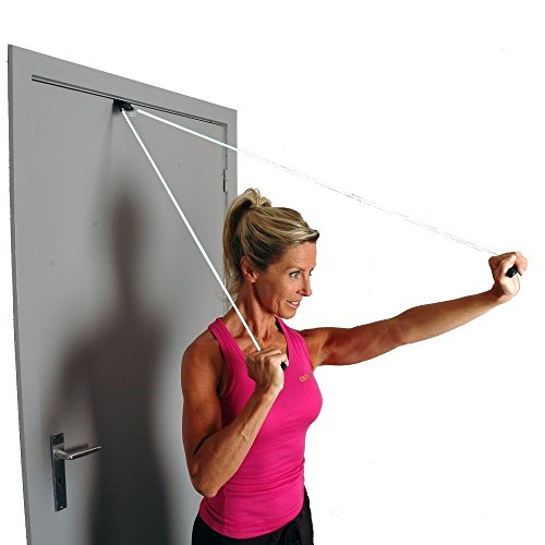 Suuruus Shoulder Strengthening Resistance Rope And Pulley