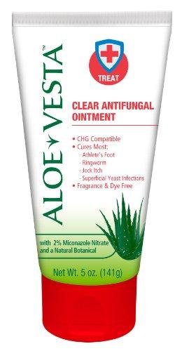 Aloe Vesta Clear Antifungal Reviews