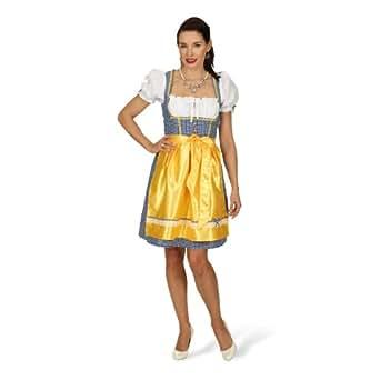 Oktoberfest Bavarian Dirndl Dress Traditional German