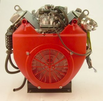 Order Now 24hp OHV V-Twin kit to replace the Kohler K582-36310 in a