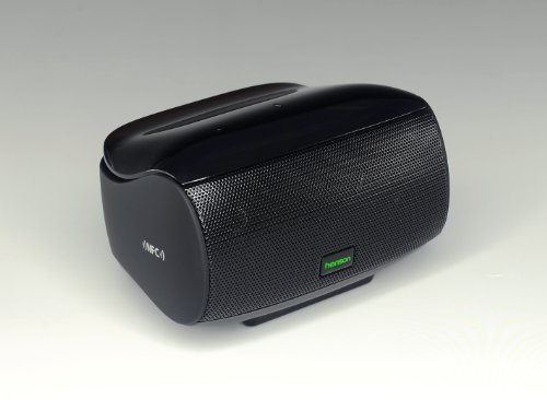 ***Crazy Discount Don'T Miss Out*** Henson Audio Miniboom Bluetooth Speaker With Nfc (Near Field Communication) - Small And Powerful With 6Watts Output And Bass Boosters - 10 Meter Bluetooth Range - Connect To Any Iphone, Ipad, Samsung, Nokia, Blackberry