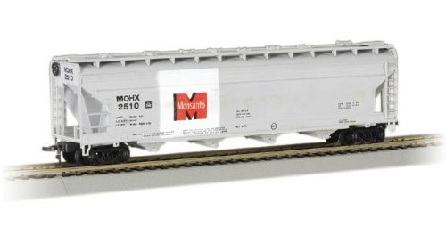bachmann-trains-monsanto-gray-56-acf-center-flow-hopper-ho-scale