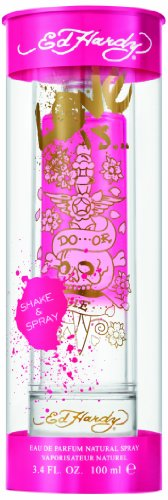 Ed Hardy Love Is Eau de Parfum Spray,…