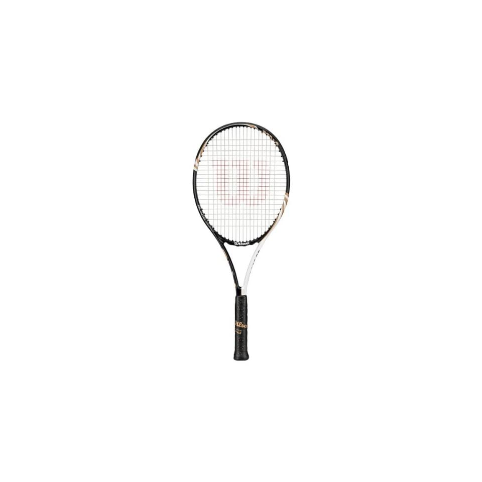 WILSON Blade Team BLX Tennis Racquet on PopScreen