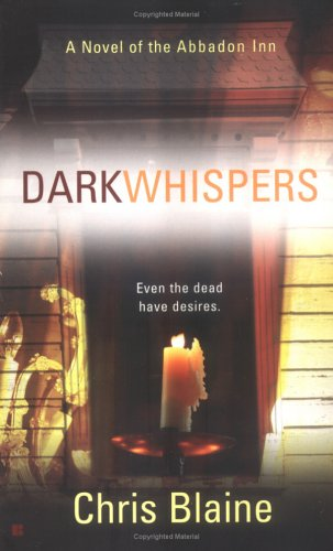 Image for Dark Whispers : A Novel of the Abbadon Inn