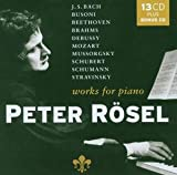 Works for Piano [Box Set]