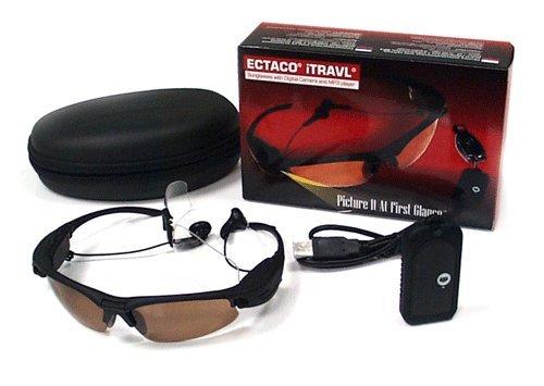 Ectaco SUNGLASSES iTRAVL Sunglasses Translator