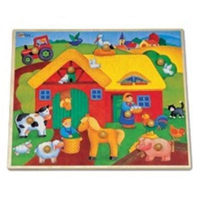6x 3d tier puzzle 24 teile tierpuzzle kinderpuzzle tiere puzzlespiel
