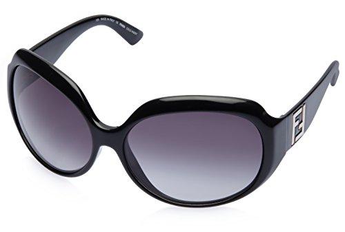 Fendi Fendi Oversized Sunglasses (Black) (FS 5002|001|65) (Multicolor)