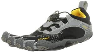 Vibram Lady Fivefingers Bikila LS Sports Shoes - 6.5 - Black