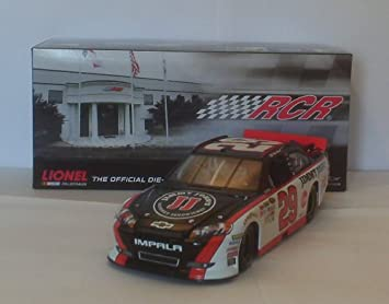 Lionel Nascar Collectibles - 1/24 HOTO Scale - Kevin Harvick #29 Jimmy Johns Die