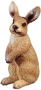 Schleich Standing Rabbit Toy Figure