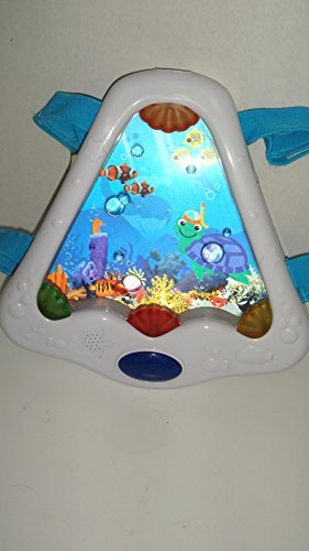 Baby Einstein Type Sea Dreams Stars Learning Musical Crib Toy
