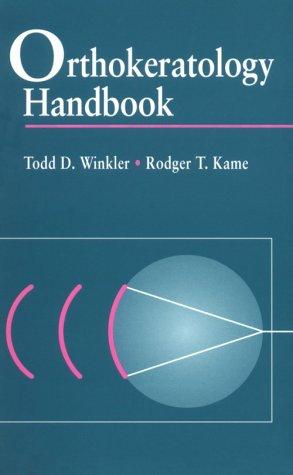 Orthokeratology Handbook, 1e