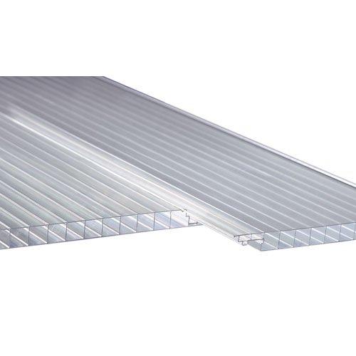 Paneles de techo de policarbonato transparente easy click - Techo transparente policarbonato ...