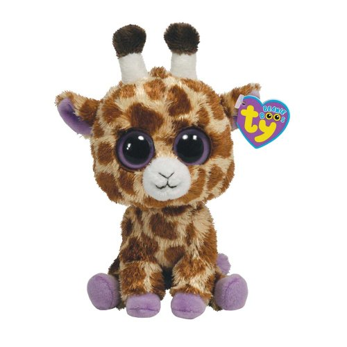 "Ty Beanie Boos - Safari the Giraffe 6"" - 1"
