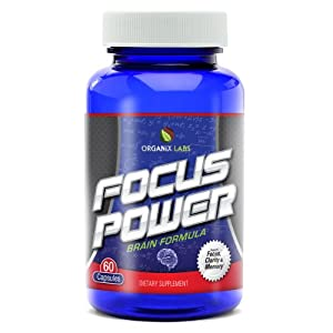 Brain Supplement from FOCUSPower® Helps Unleash the True Power of