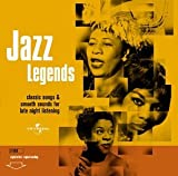 Jazz Legends - Classic Songs & Smooth Sounds for Late Night Listening Various Artists
