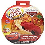 Spin Master Moon Sand Kit - Disney?s Cars Desert Raceway