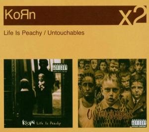 Korn - Life Is Peachy/Untouchables - Zortam Music