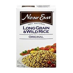 Amazon.com : Near East Original Long Grain and Wild Rice