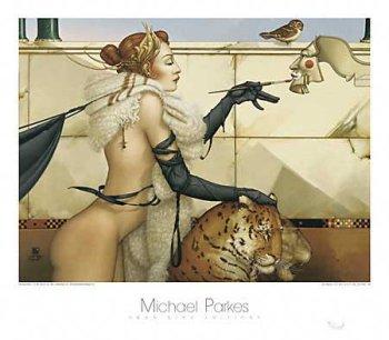 The Creation Art Poster by Michael ParkesB0000DG84D