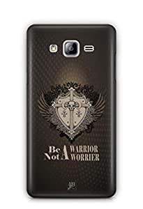 YuBingo Be a Warrior Mobile Case Back Cover for Samsung Galaxy On 7 Pro