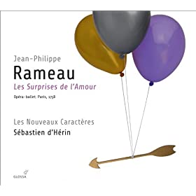 Rameau: Les Surprises de l'Amour