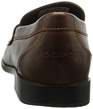 Rockport Men's Classic Lite Penny Loafer, Dark Brown, 15 W US