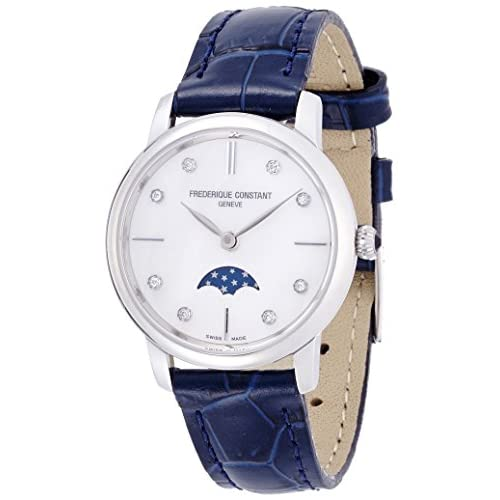 [フレデリック コンスタント]FREDERIQUE CONSTANT 腕時計 機械式 FC-206MPWD1S6 レディース 【正規輸入品】