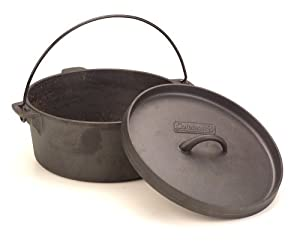 Buy Coleman Cast Iron Dutch Oven by Coleman