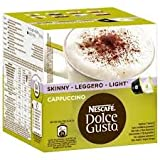 Nescafe Dolce Gusto Skinny Cappuccino 16 pods (Pack of 2)