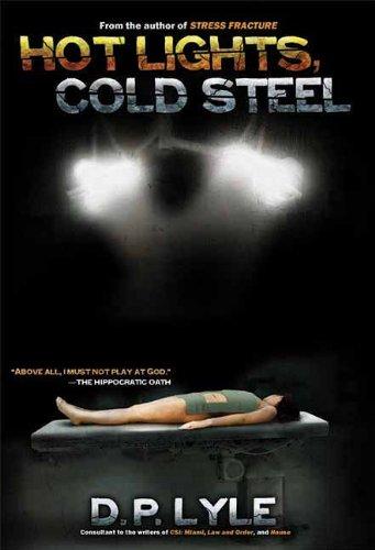 Hot Lights, Cold Steel (Dub Walker Series)